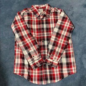 Boy's Button Down Shirt